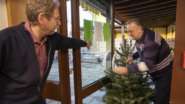 Vorbereitungen für Weihnachten Caritas Fürstenfeldbruck