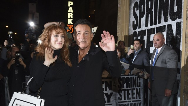 Bruce Springsteen am Broadway