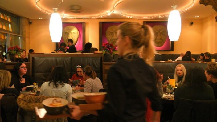 Restaurant München Mongo's Altstadt