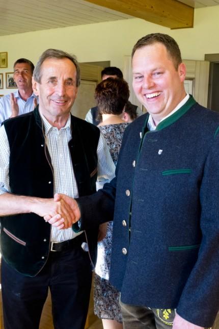 Martin Riedl - neuer Bgm Gemeinde Baiern
