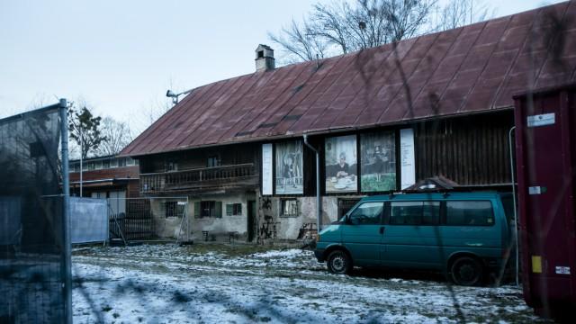 denkmalgeschützter Derzbachhof, Forstenrieder Allee 179