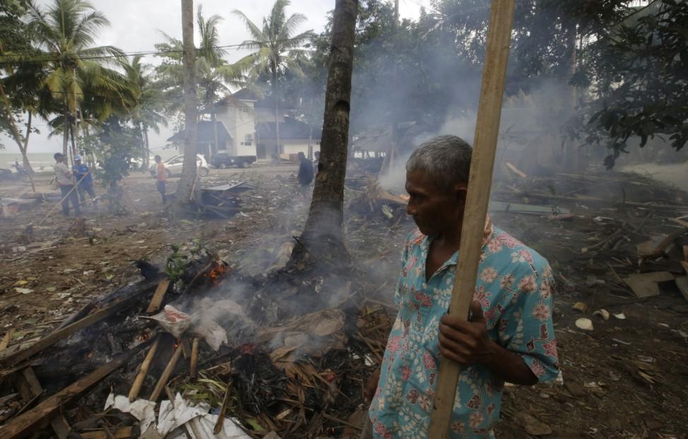 Indonesien Tsunami