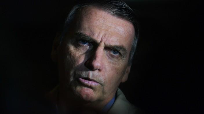 Brasilien: Brasiliens gewählter Präsident Jair Bolsonaro nimmt am 1. Januar die Geschäfte auf – mit einer Riege dubioser Minister.