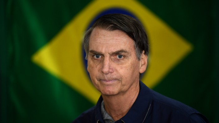 Bolsonaro Brasilien Präsident