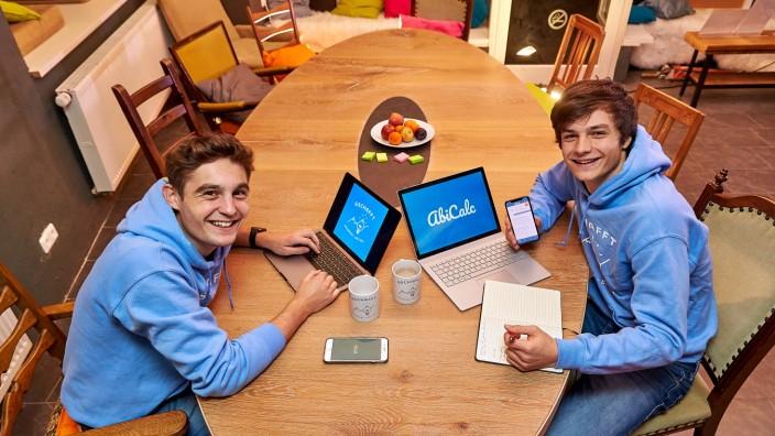 Coworking-Area Gschafft