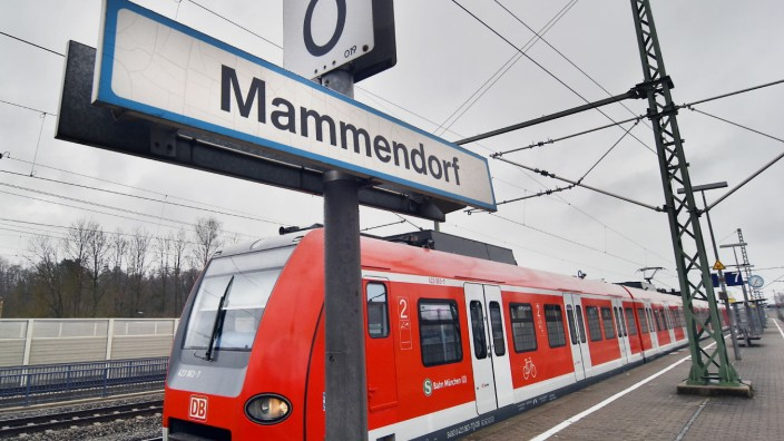 Bahnhof Mammendorf