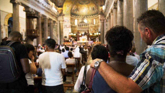 Rome Great prayer vigil Die for Hope Die for Hope is a great vigil organized among others by the Co
