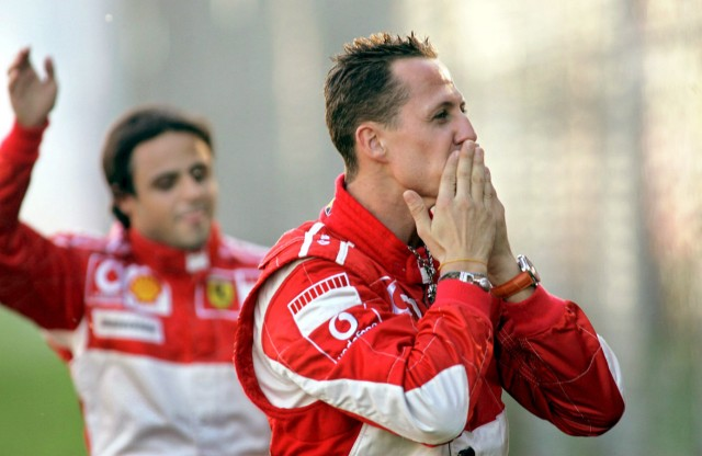 Jahresrückblick - Michael Schumacher tritt zurück