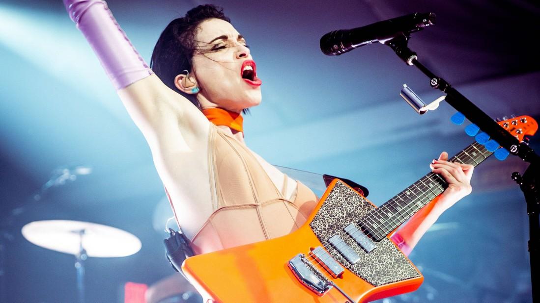 Als die Frauen die Rockmusik retteten
