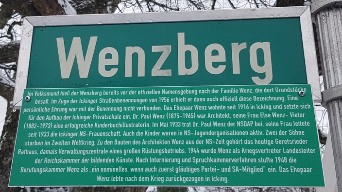 Am Wenzberg in Icking: undefined