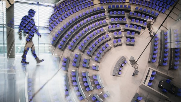 Hack Bundestag Reaktion