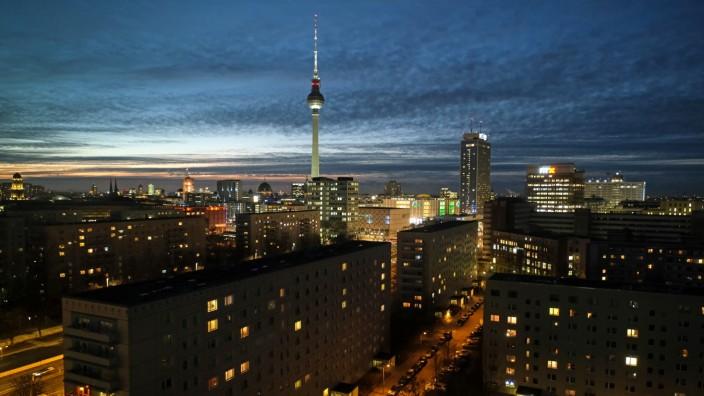 Views Of East Berlin