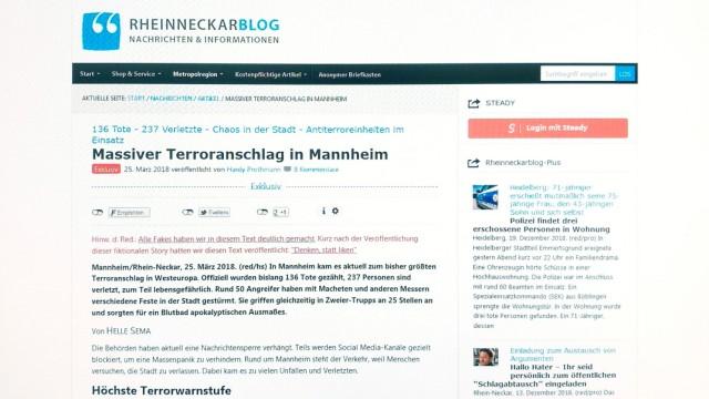 Rheinneckarblog Terroranschlag in Mannheim