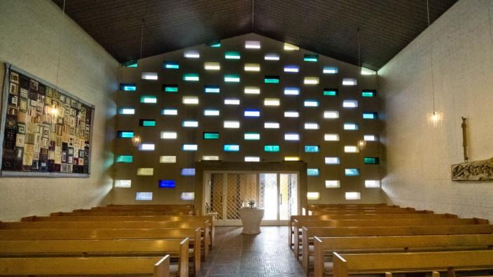 60 Jahre Heilig-Geist-Kirche evang. Kirche EBE