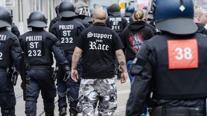 Rechtsextremismus Aryans Ermittlungen