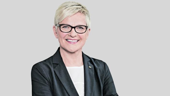 Unterwegs in die Zukunft: Barbara Lenz leitet das Institut für Verkehrsforschung beim Deutschen Zentrum für Luft- und Raumfahrt (DLR).