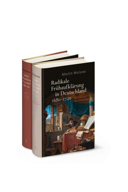Cover Radikale Frühaufklärung