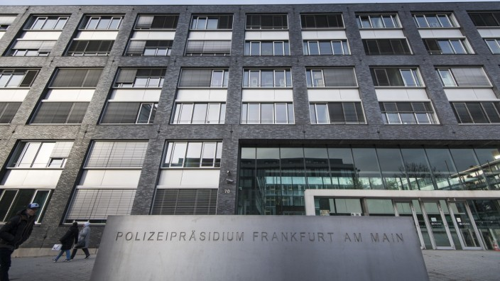 NSU 2.0 Polizei Frankfurt