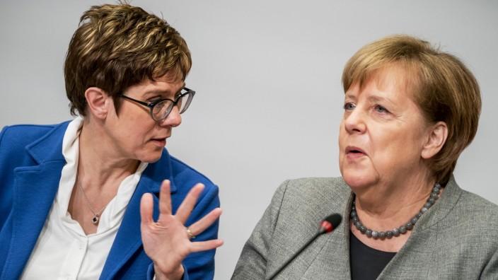 Klausurtagung CDU-Bundesvorstand