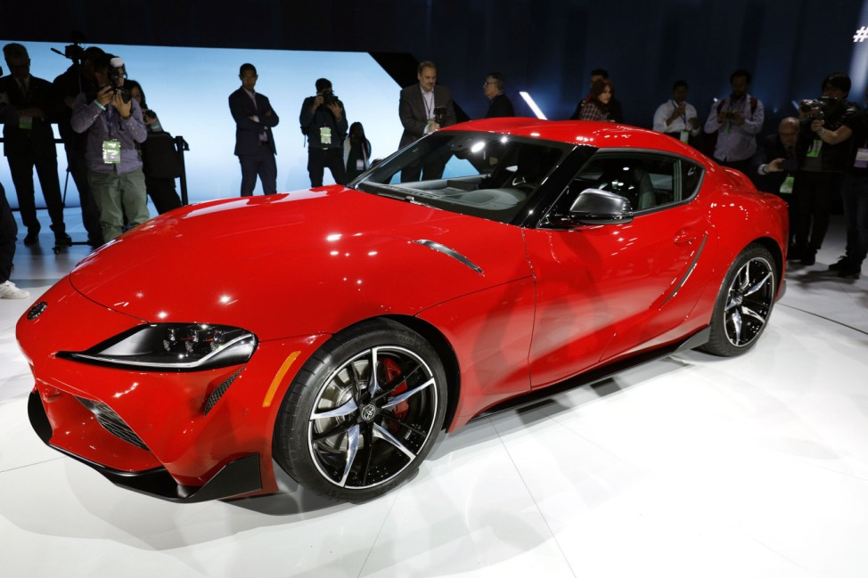 The North American International Auto In Detroit Hosts Automakers Debuting Latest Vehicles