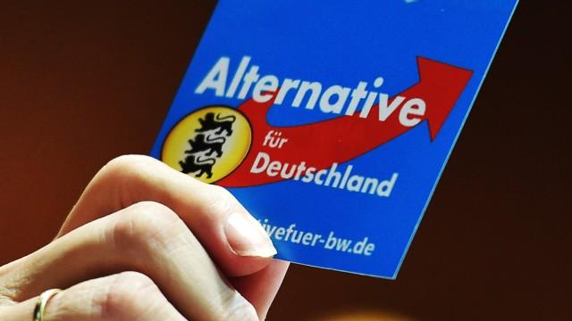 AfD-Landesparteitag Baden-Württemberg