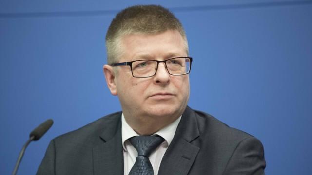Thomas Haldenwang, Verfassungsschutz