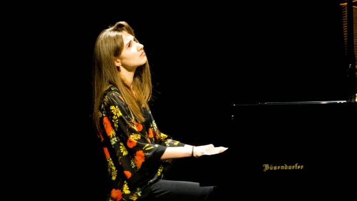 Klavierzyklus Aurelia Shimkus.