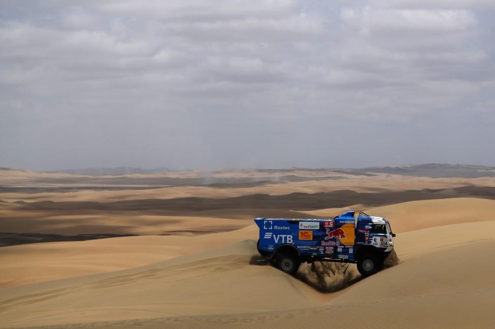 2019 Dakar Rally - Stage Nine