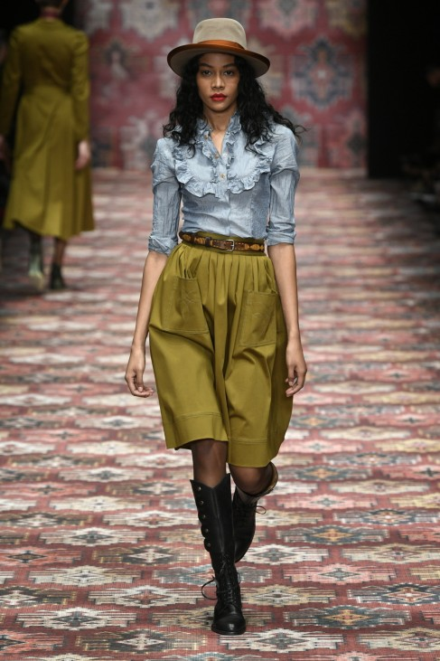 Lena Hoschek - Show - Berlin Fashion Week Autumn/Winter 2019