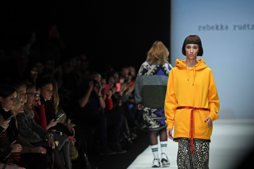 Rebekka Ruetz - Show - Berlin Fashion Week Autumn/Winter 2019