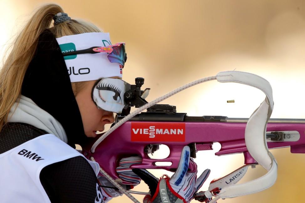 IBU World Cup Biathlon Ruhpolding - Women's Sprint