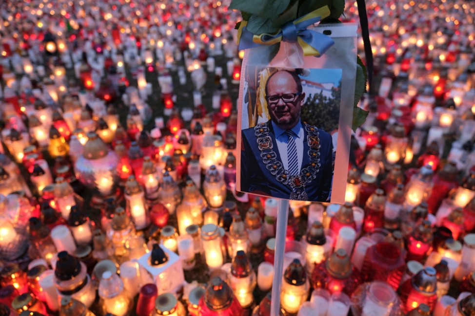 Gdansk Mourns Murdered Mayor Pawel Adamowicz