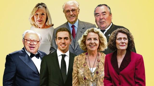 Ehrenbürger der Stadt München