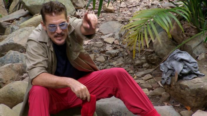 Dschungelcamp, RTL, Chris Töpperwien