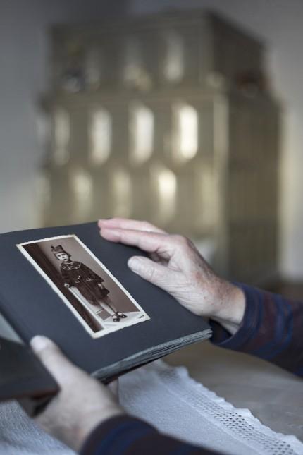 """Ulrich Steger, Fotoclub Vaterstetten, Gewinner Wettbewerb Bild """"Erinnerung"""" Titelbild VHS-Programm zum Thema """"Alter(n)"""""""