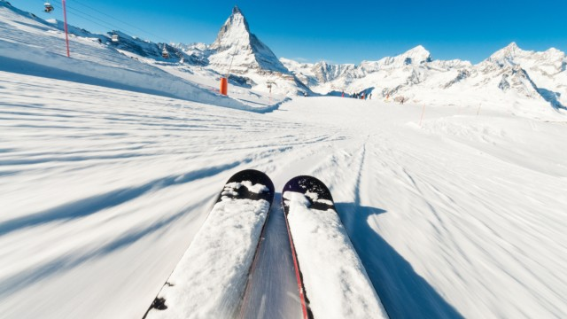 Skifahrer's Point of View