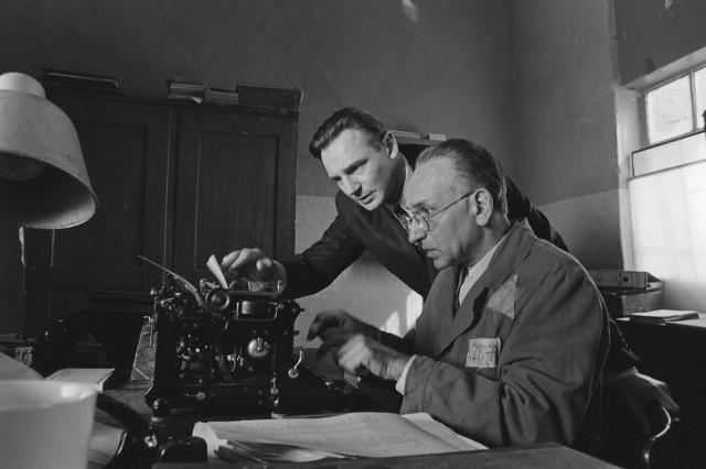 """Wieder im Kino: Spielbergs ´Schindlers Liste"""""""
