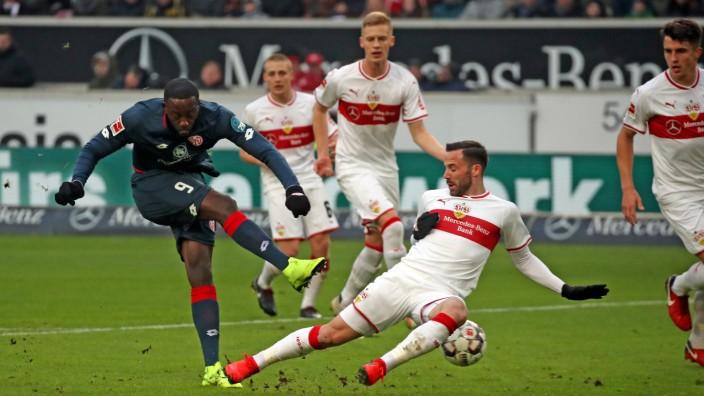 VfB Stuttgart 1 FSV Mainz 05 Deutschland Stuttgart 19 01 2019 Fussball Bundesliga Saison 201