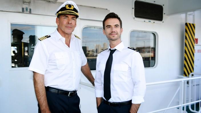 ZDF-Reihe 'Das Traumschiff' - Jubiläumsfolge Tansania