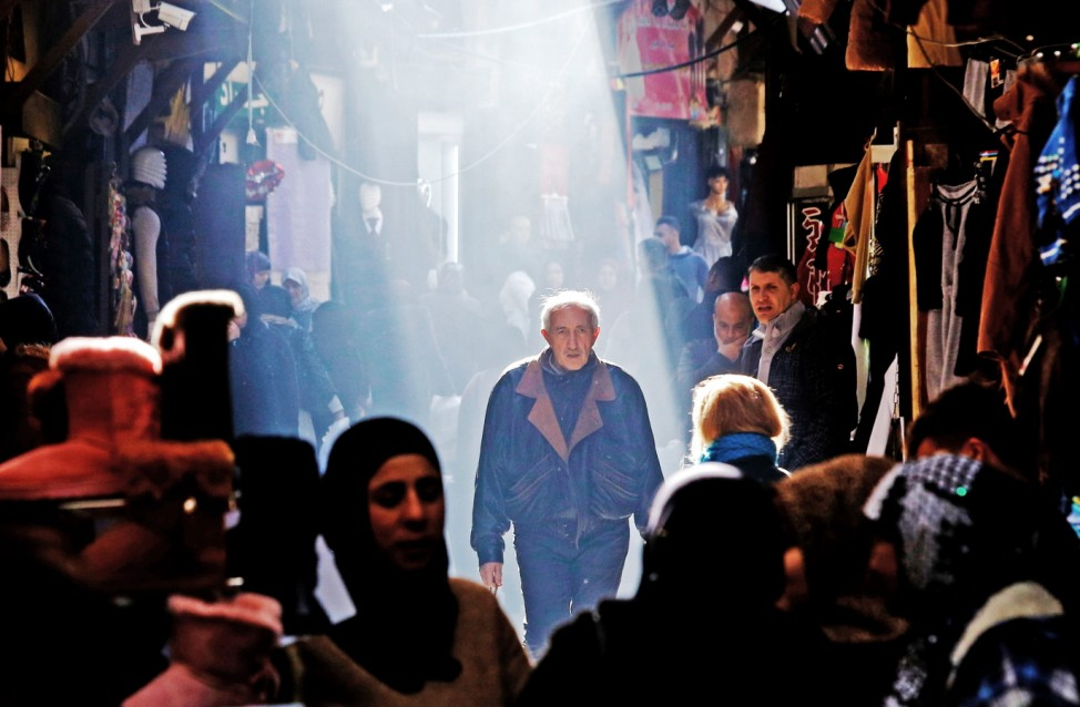 Markt im Libanon