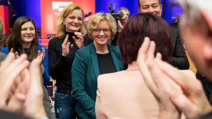 Landesparteitag SPD Bayern Kohnen