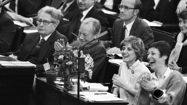 30 Jahre Grüne im Bundestag; Die Grünen Parteigeschichte