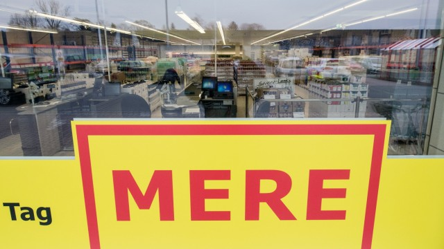 Supermarkt in Leipzig - Russischer Discounter Mere öffnet in Leipzig