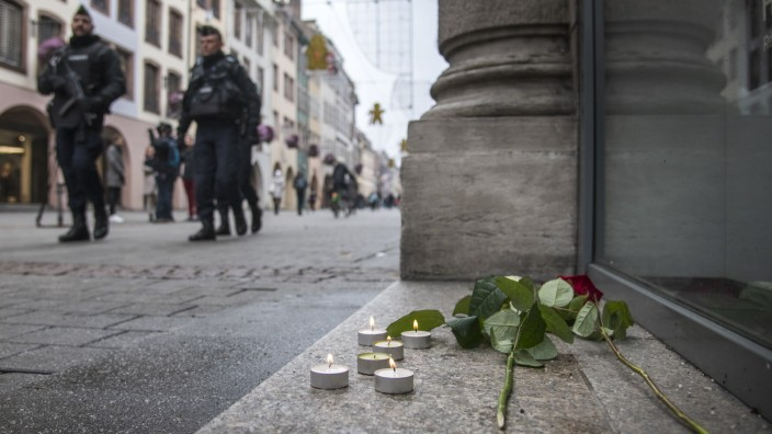 Strasbourg Hit By Christmas Market Shooting