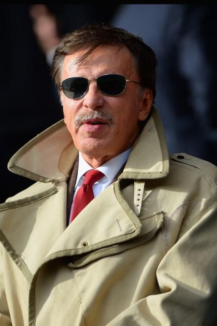 Liverpool v Arsenal - Premier League; Stan Kroenke