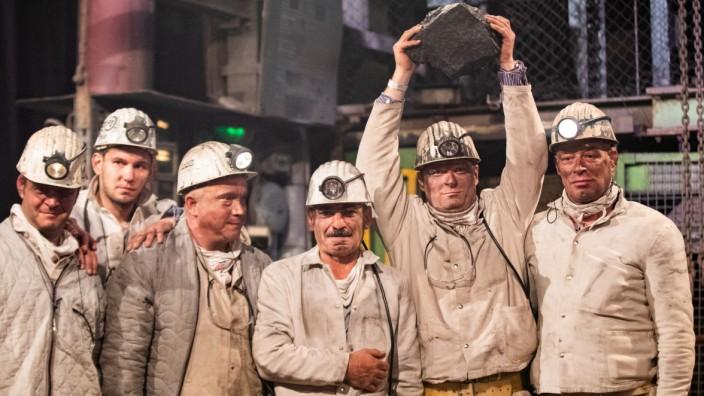 Abschiedsveranstaltung für den Steinkohlebergbau