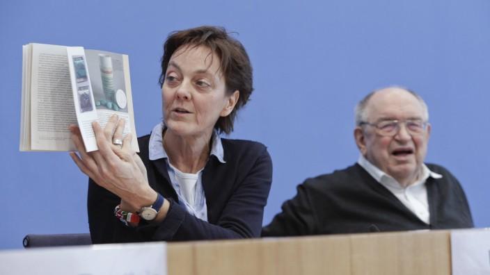 30 01 2019 Berlin Deutschland Pressekonferenz mit dem Thema Kritische Bestandsaufnahme zur Poli
