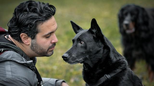 Dogwalker Sadik Scholz in München