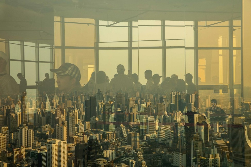 Bangkok Schools Close as Air Pollution Chokes City