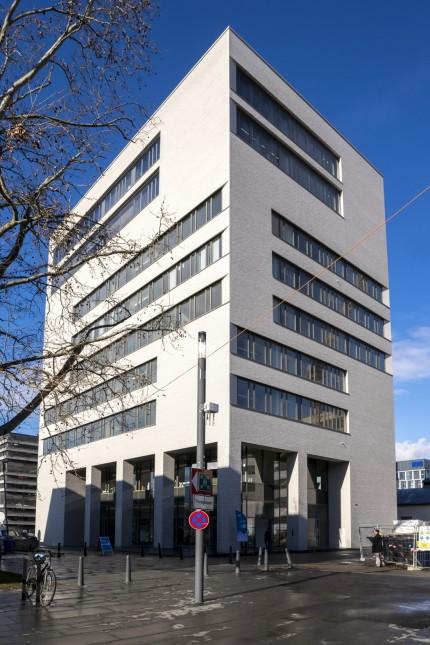 Neue TU-Außenstelle: Die TU München hat am Donnerstag ihren neuen Campus in Heilbronn eingeweiht.